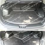 Kia Sportage EVA 3D Boot Tray