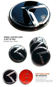 3D_K_Logo_Wheel_Center_Caps_Emblem2