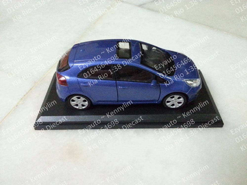 Kia Rio 1 38 Diecast Toy Car Ezyauto