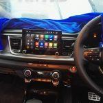 KIA RIO YB 2017 9″ Android player with GPS