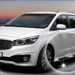 Kia Carnival Sewon Side Step