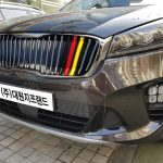 Kia Sorento M-Sport Vertical Front Grill (8 speed)