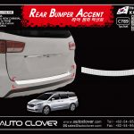 Kia Carnival Rear Trunk Bumper Accent