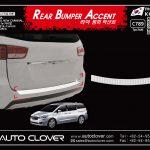 Kia Carnival Rear Trunk Bumper Accent
