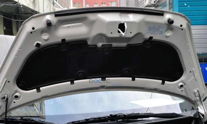 Kia Picanto 2016 >> Kia Picanto Hood Insulation Pad – EzyAUTO